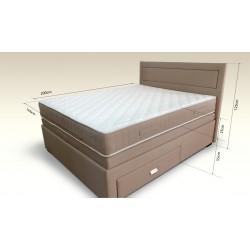 Francuski krevet MODENA
