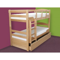 K3 – krevet na sprat-sa fiokama