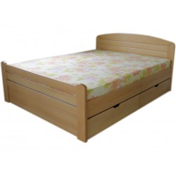 K7– bračni krevet sa fiokama